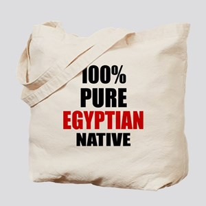 100 % Pure Egyptian Native Tote Bag