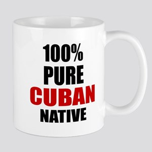 100 % Pure Cuban Native Mug