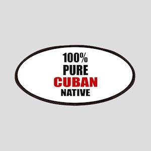 100 % Pure Cuban Native Patch