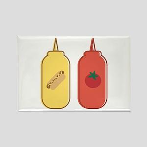 Mustard & Ketchup Magnets