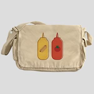 Mustard & Ketchup Messenger Bag
