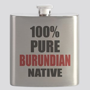 100 % Pure Burundian Native Flask