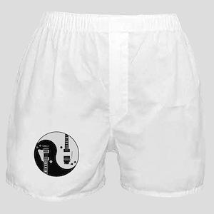 Guitar Yin Yang Boxer Shorts