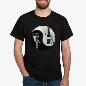 Guitar Yin Yang T-Shirt