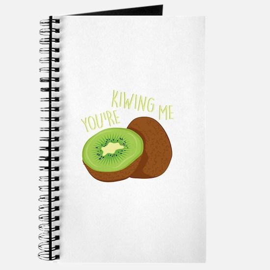 Kiwing Me Journal