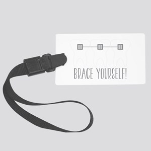 Brace Yourself Luggage Tag