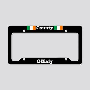 County Offaly - LPF License Plate Holder