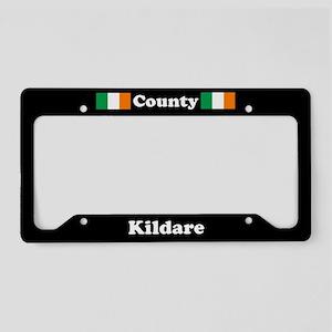 County Kildare - LPF License Plate Holder