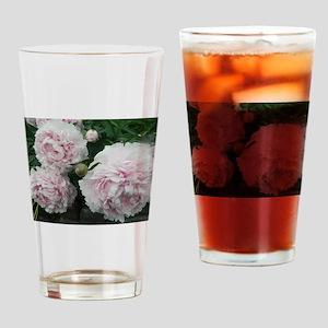 Peony Drinking Glass