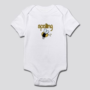 Spelling Bee II Infant Bodysuit