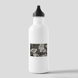 Poker Sports Water Bottle
