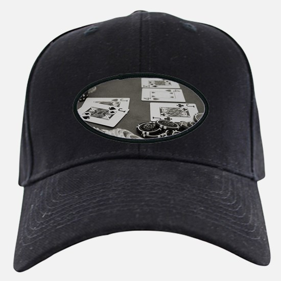 Poker Baseball Cap