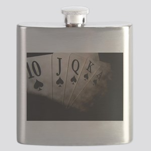 Poker Ace Cards Flask