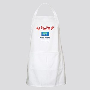 All Pumped Up BBQ Apron
