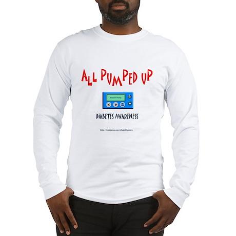 All Pumped Up Long Sleeve T-Shirt