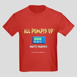 All Pumped Up Kids Dark T-Shirt