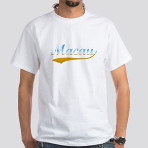 Beach Macau White T-Shirt
