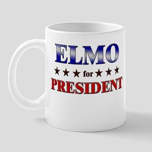 ELMO for president Mug