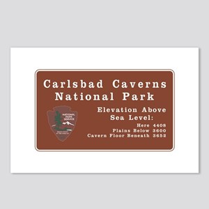 Carlsbad Caverns National Postcards (Package of 8)