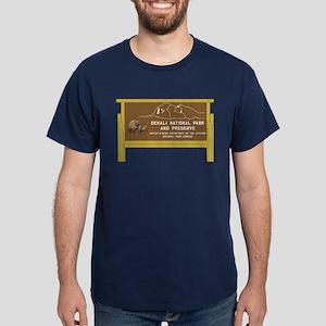 Denali National Park and Preserve, Al Dark T-Shirt