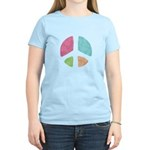 Stencil Peace Women's Light T-Shirt