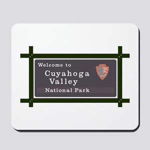 Cuyahoga Valley National Park, Ohio Mousepad