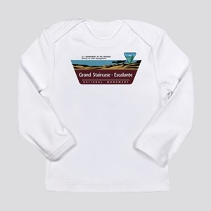 Grand Staircase-Escalan Long Sleeve Infant T-Shirt