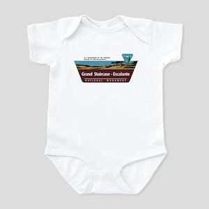 Grand Staircase-Escalante National Infant Bodysuit