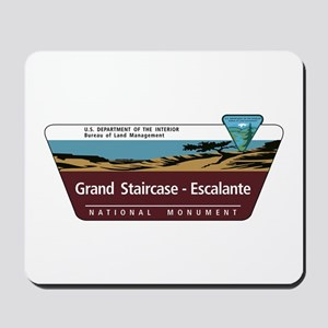 Grand Staircase-Escalante National Monum Mousepad