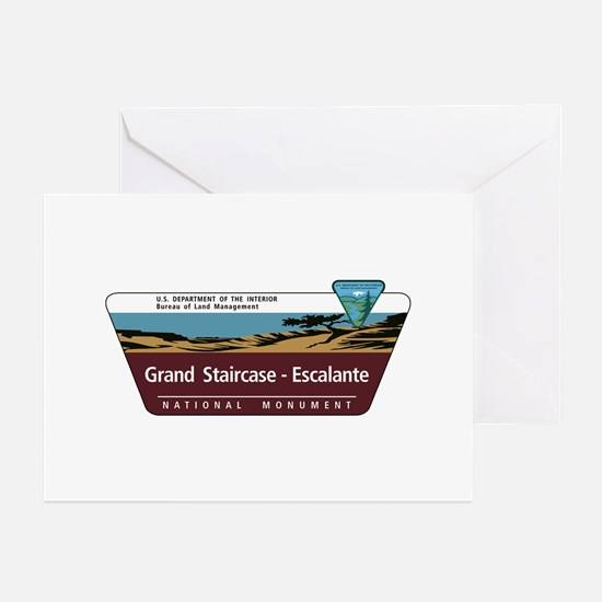 Grand Staircase-Escalant Greeting Cards (Pk of 10)