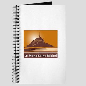 Mont Saint-Michel, France Journal