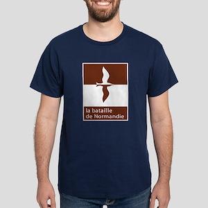 """The Battle of Normandy"", France Dark T-Shirt"