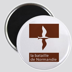 """""""The Battle of Normandy"""", France Magnet"""