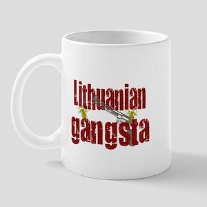 Lithuanian Gangsta Mug