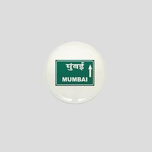 Mumbai (Bombay), India Mini Button