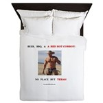 Welcome to Texas! #883 Queen Duvet