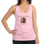 Welcome to Texas! #883 Racerback Tank Top