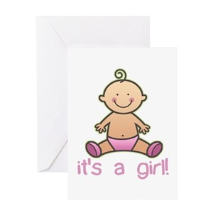 New baby greeting cards cafepress m4hsunfo