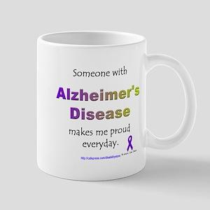 """Alzheimer Pride"" Mug"