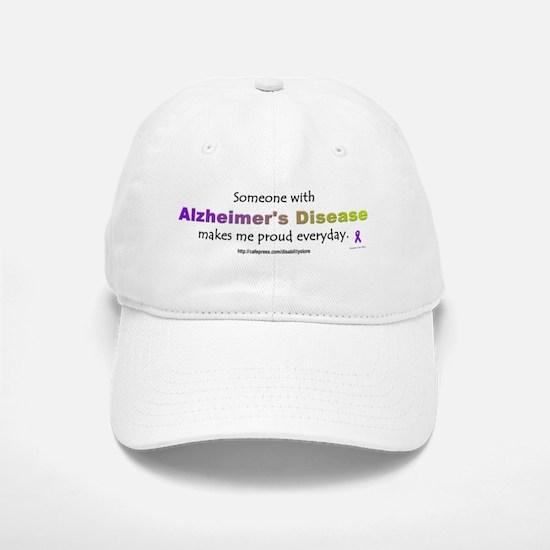 """""""Alzheimer Pride"""" Baseball Baseball Cap"""