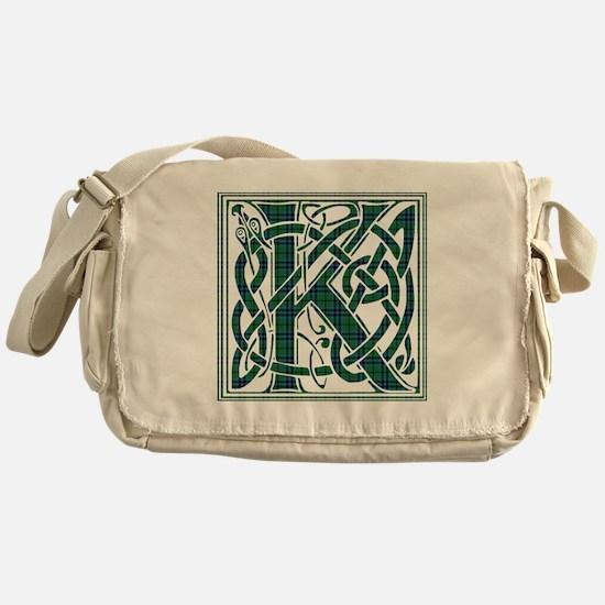 Monogram - Keith Messenger Bag
