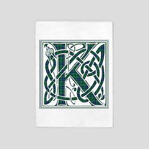 Monogram - Keith 5'x7'Area Rug