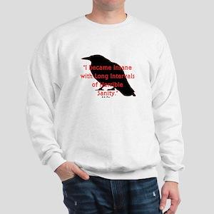 POE QUOTE Sweatshirt