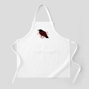 POE QUOTE BBQ Apron