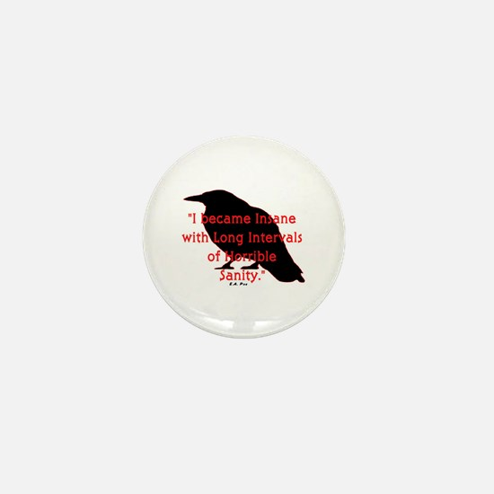 POE QUOTE Mini Button