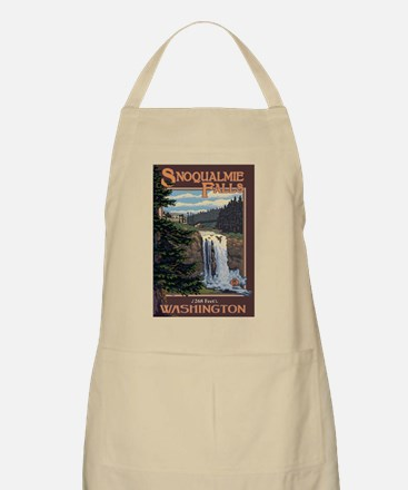 Snoqualmie Falls, Washington Apron