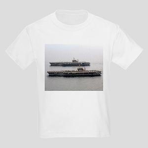 Kitty Hawk & Constellation Kids T-Shirt