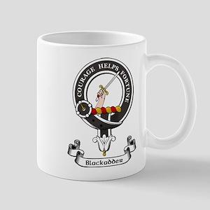 Badge - Blackadder Mug