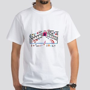 Venice, Italy Typography T-Shirt