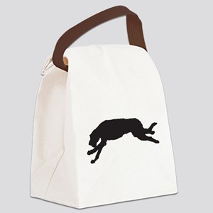 IRISH WOLFHOUND COURSING Canvas Lunch Bag